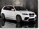 BMW X5 E70 refined by MANSORY