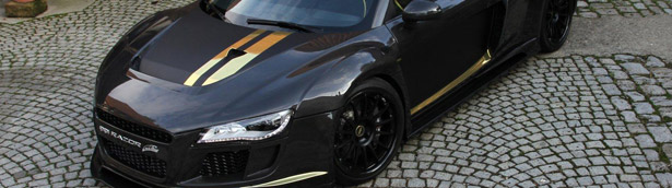 The most brutal Audi R8 - RAZOR GTR-10 Limited Edition by PPI