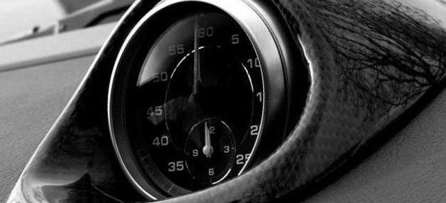 Porsche 911 Turbo RM580  inside