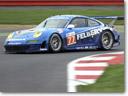 Porsche 911 Le Mans at Silverstone