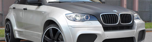 More Exclusive BMW X6 by Enco