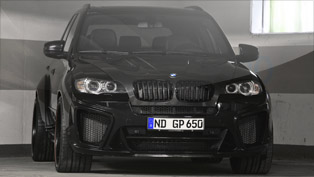 G-POWER goes bolder with the all-new X5 M TYPHOON