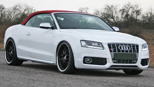 HS Motorsport Audi S5 Cabrio is full of positive open-air emotions