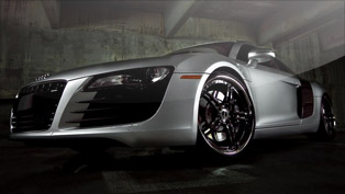 RENM Audi R8 - more power for 4.2 V8 and 5.2 V10