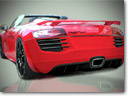 RENM Audi R8 V10 Spyder – 600PS and a stunning exterior