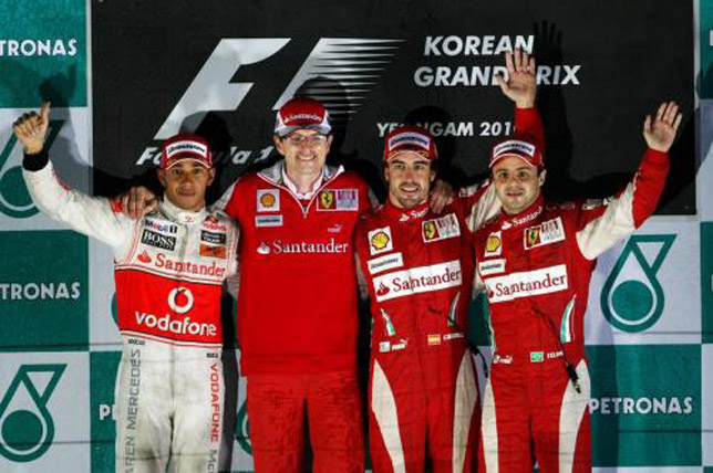 2010 Korean GP