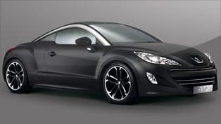Peugeot RCZ Asphalt limited-edition