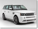 Arden AR 6 - a modified Range Rover Sport