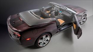Chevrolet releases Camaro Convertible Neiman Marcus Edition