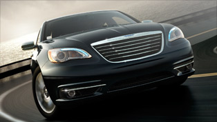 2011 Chrysler 200 fully revealed