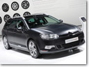 Citroen C5 in Matt Black from the factory