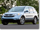 Honda CR-V boasts restyled vision and new grade for 2011