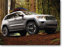 Mopar Accessories line for 2011 Jeep Grand Cherokee