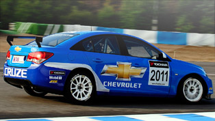 2011 Chevrolet Cruze WTCC tops 1020 km in Jerez tests