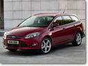 2012 Ford Focus gets exclusive handling packs