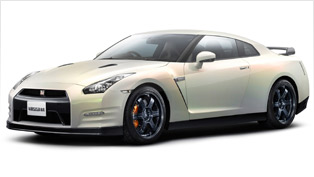 2012 Nissan GT-R official data