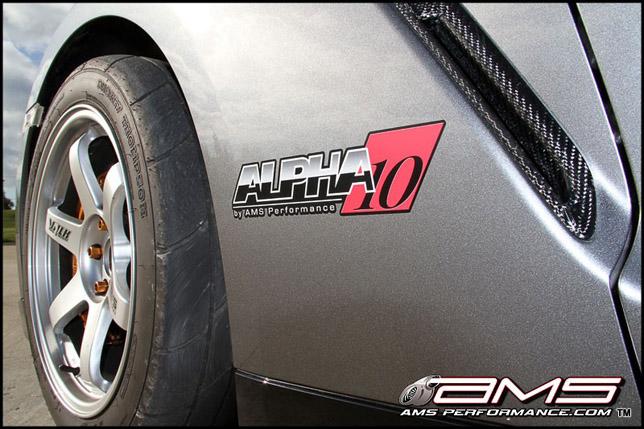 AMS Alpha Nissan GT-R