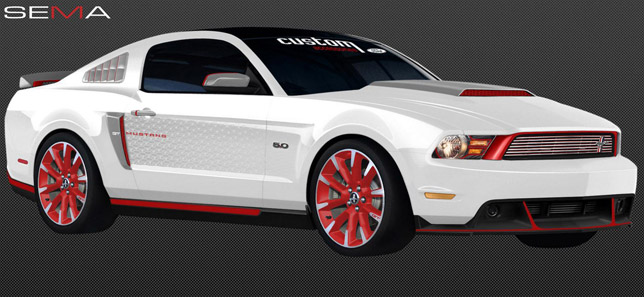 Ford Mustang Ford Vehicle Personalization