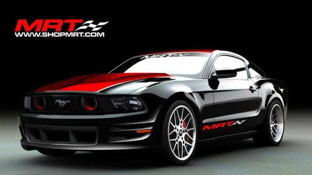 Ford Mustang MRT