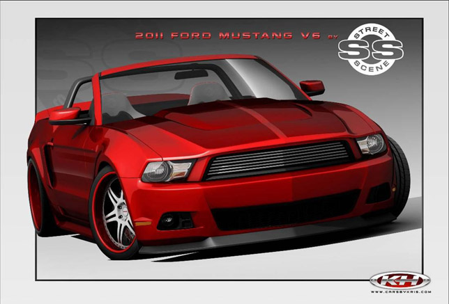Ford Mustang SS