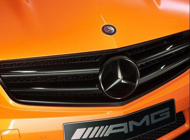 Mercedes-Benz C63 AMG Concept 358