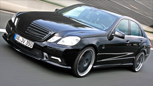 VATH V35 - the unique E350 CDI