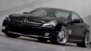 wheelsandmore tweaks the mercedes sl65 amg