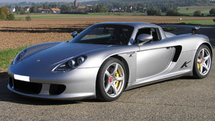 Kubatech releases Stage II power kit for Porsche Carrera GT