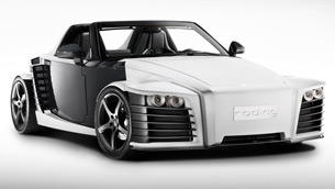 Roding Roadster 23 - 300 PS, 400 Nm and 920 kg