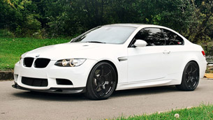WheelSTO BMW E92 M3 - just an exquisite sports car