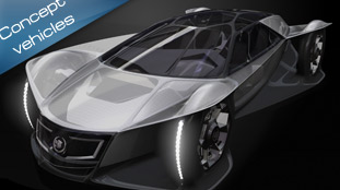 Cadillac Aera Concept Wins the LA Design Challenge