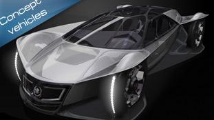 Cadillac Aera Concept Wins the LA Design Challenge