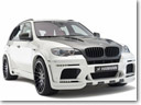 Hamann BMW X5 M - 610HP and 780Nm