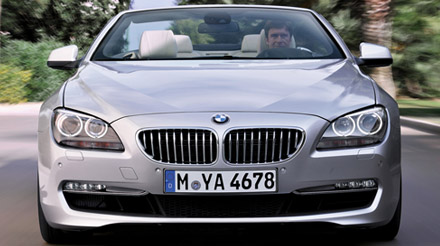 2011 bmw 6er convertible - the