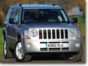Jeep Patriot with new diesel engine for 2011