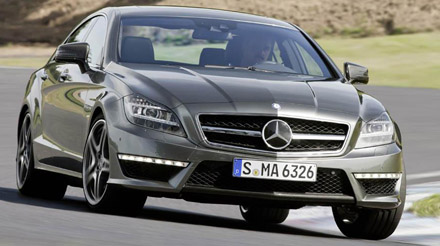 2012 mercedes cls 63 amg - comfort, style and sport in one!