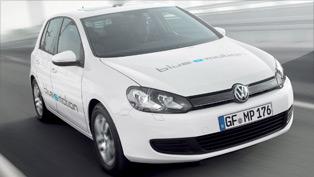 2014 Volkswagen Golf Blue-E-Motion - Zero emissions car