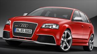 audi rs 3 sportback - compact, sleek and powerful