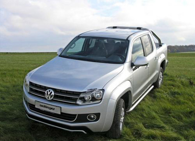 oettinger refined volkswagen amarok. Black Bedroom Furniture Sets. Home Design Ideas