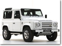 STARTECH to premiere Defender 90 Yachting Edition at Essen 2010