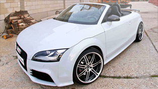 Senner POWER TT - a 430hp TT RS Roadster