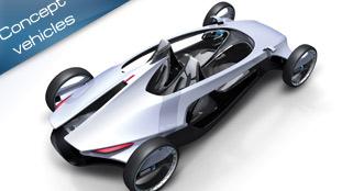 Volvo showcases Air Motion Concept