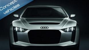 Audi Quattro Concept [video]