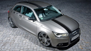 audi a1 1.4 tsi by hs motorsport