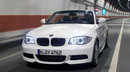 2011 bmw 1 series coupe and convertible facelift