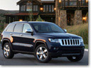 2011 Jeep Grand Cherokee - €52 200 in Europe