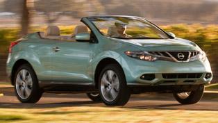 Nissan Murano CrossCabriolet - mistaken individuality