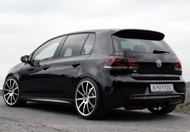 Aps Volkswagen Golf R Stage 2