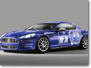 Aston Martin Rapide Race Car [video]