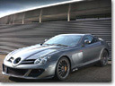Mercedes-Benz SLR McLaren Edition [video]